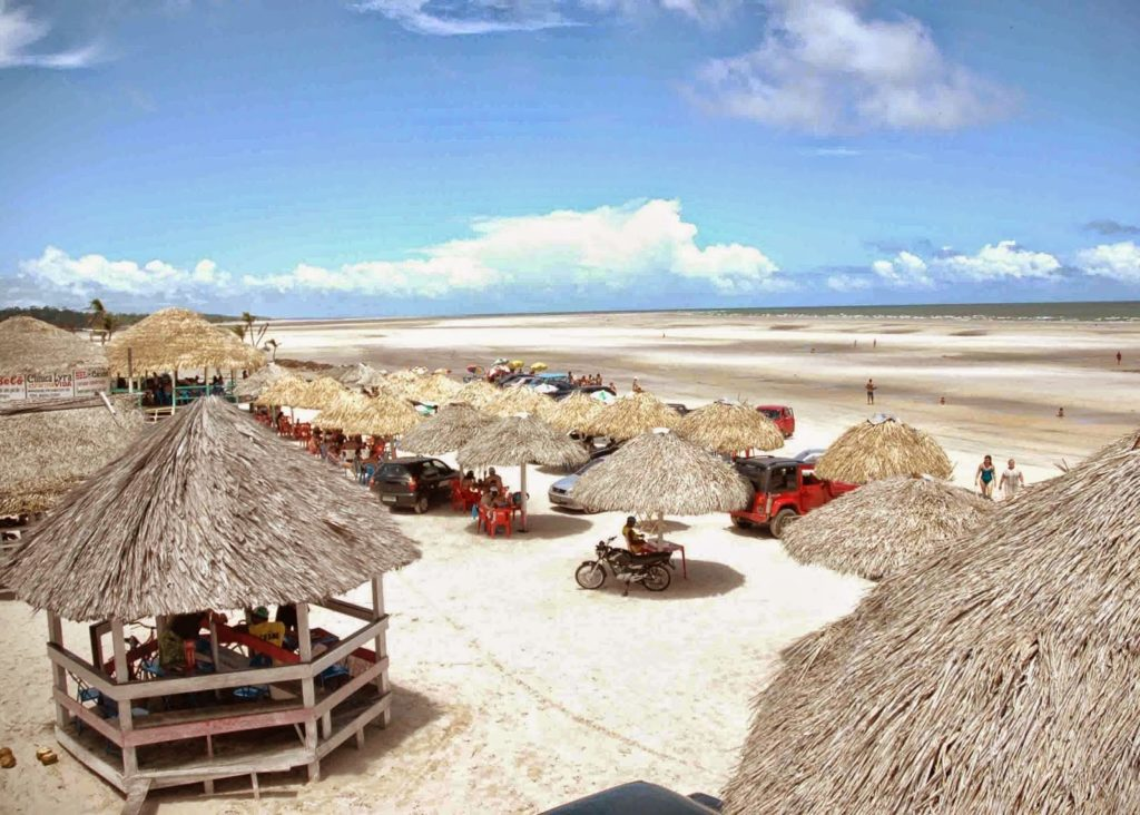 The cities of Soure and Salvaterra are the main tourist destinations on Marajó Island.