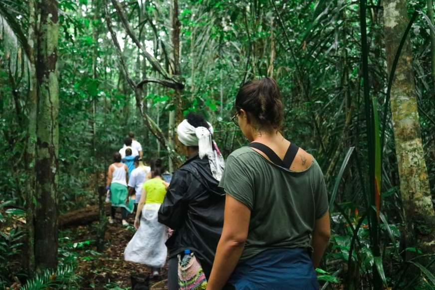 Ecological Tourism in the Amazon is a great opportunity for those who want to learn curiosities about the forest and the elements that compose it, thus developing an environmental education for tourists.