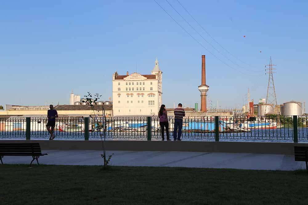 O prédio da Cervejaria sofreu um incêndio em agosto de 2017. Atualmente, o prédio está fechado e não recebe visitas, mas pode ser avistado do Parque Rio Negro e embarcações na orla.