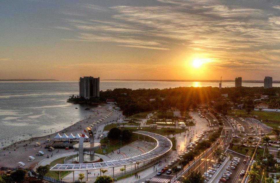 Passeios Manaus: O Complexo Turístico da Ponta Negra é um dos principais pontos de encontro na cidade de Manaus, além de ser um dos cartões postais da cidade é uma das principais atrações localizadas em uma das áreas mais nobres da cidade manauara.