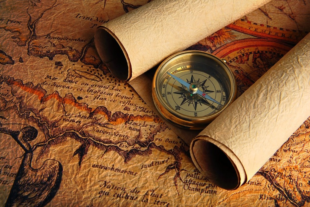 Navigation Day: Even before Christ came into the world, man was already very skilled in developing new techniques in creating instruments to situate himself during the displacement from one point to another.