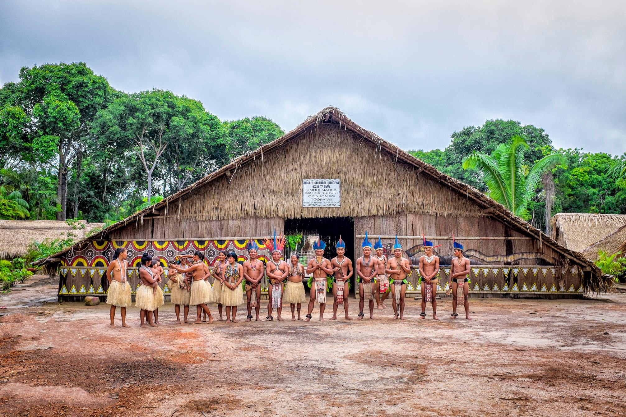 Therefore, it is possible to visit some conservation units, such as the Tupé Development Reserve, in addition to the riverside and indigenous communities that surround it, such as the Cipiá Indigenous Community.