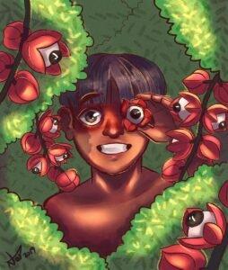 Dessa forma, os pais plantaram os olhos da criança na terra, e de lá nasceu um delicioso fruto hoje conhecido como o guaraná.