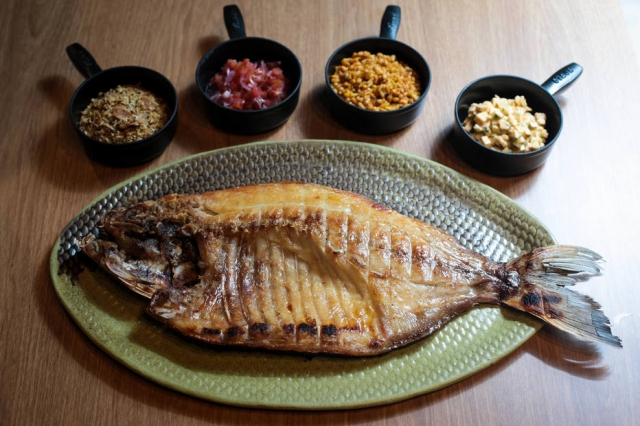 The Banzeiro is one of the best and most known regional restaurants in the city.