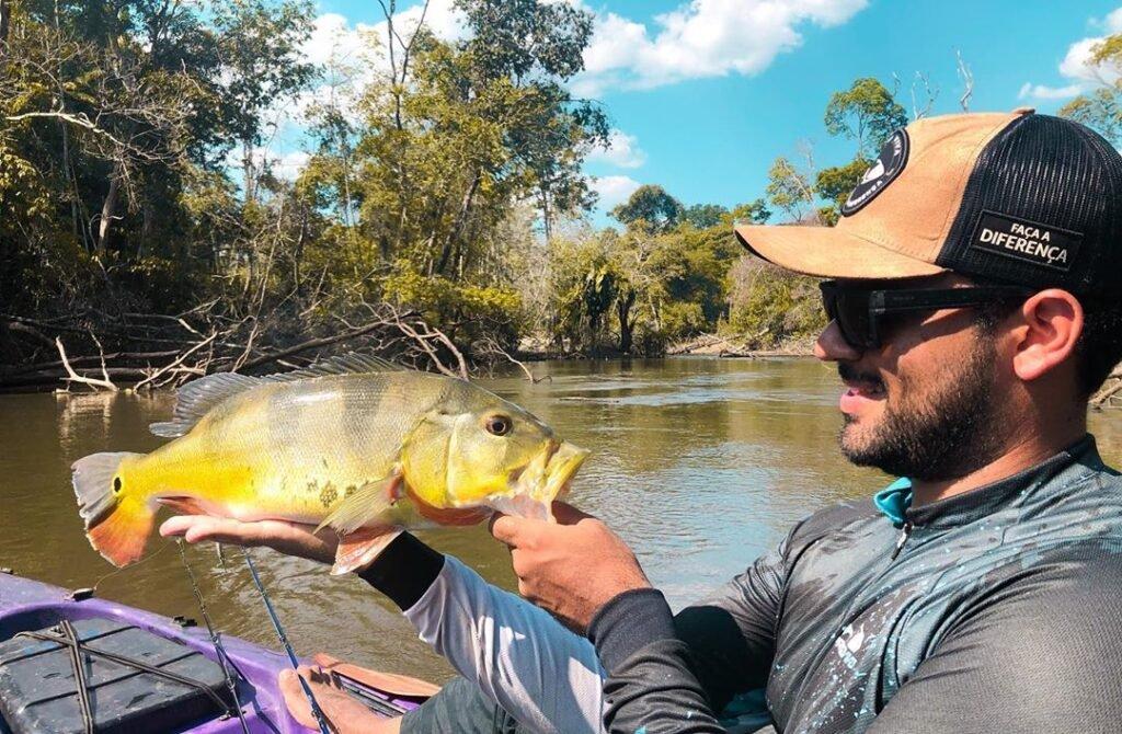 O Amazonas possui uma variedade de atrativos naturais e culturais, e dentre essas varias atrações uma delas se destaca por ser uma modalidade diferenciada das demais e por ser uma das mais procuradas do país: a pesca esportiva.