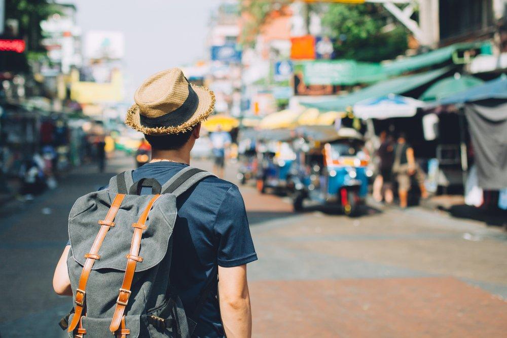 Don't travel: Você já visitou todos os atrativos possíveis, já foi em todas as praças e parques que podia. Conhece todos os lugares de ponta a cabeça e não aguenta mais repetir os mesmos passeios.