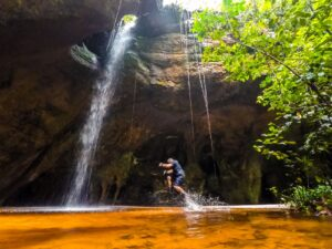 Conheça as cachoeiras em Presidente Figueiredo