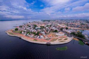 Parque Rio Negro, praças e parques de manaus